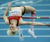 Ariane Friedrich springt mit 2,06m deutschen Rekord