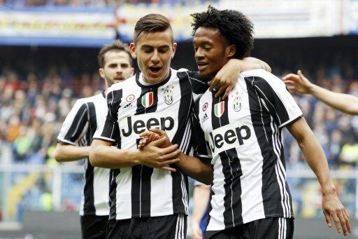 Erneut erfolgreich: Juventus Turin
