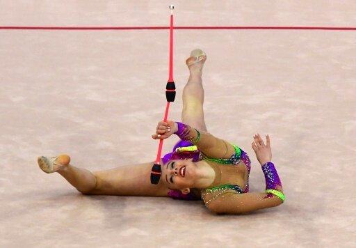Lea Tkaltschewitsch ist Deutsche Meisterin im Mehrkampf