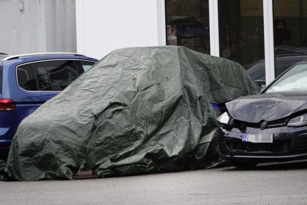 Anschlag auf Streifenwagen in Chemnitz - Staatsschutz ermittelt