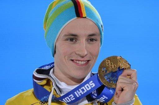 Olympiasieger Eric Frenzel
