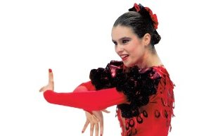 Katarina Witt - Als Carmen einmalig