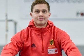 Ivan Rittschik holte am Pauschenpferd nach 2015 seinen zweiten Titel.