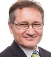 Dr. Horst Koch - Chefarzt der Psychiatrie am HBK