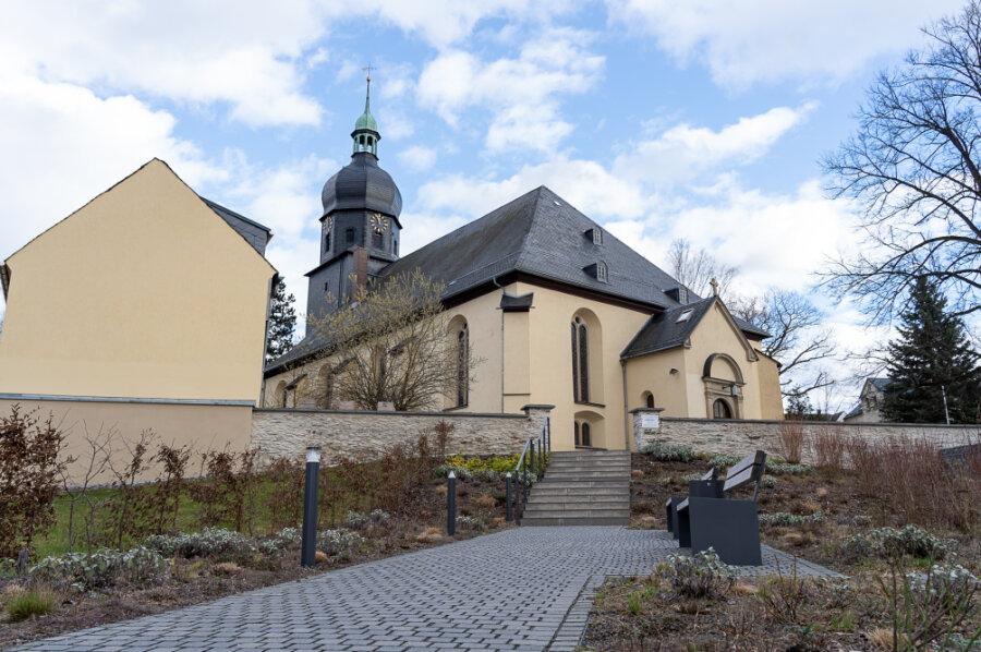 Pleiten, Pech und Pannen: Mit einer dritten Glocke für die St.-Petri-Kirche in Rodewisch wird es wieder nichts.