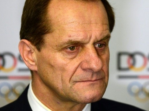 Sicherheitslage: Alfons Hörmann hat keine Bedenken