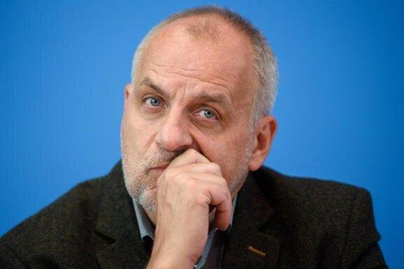 Linke-Politiker Rico Gebhardt.