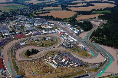 Der Sachsenring bleibt bis mindestens 2026 die Heimat des deutschen Motorrad-Grand-Prix.