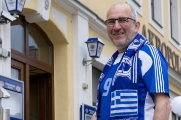 Aristidis Koutsidis aus Griechenland sieht dagegen Frankreich in der Favoritenrolle.