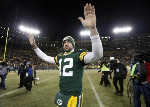 Aaron Rodgers erhält bei den Packers einen Rekordvertrag