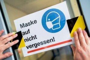 Corona-Lage in Sachsen: Inzidenz in Sachsen steigt über 20