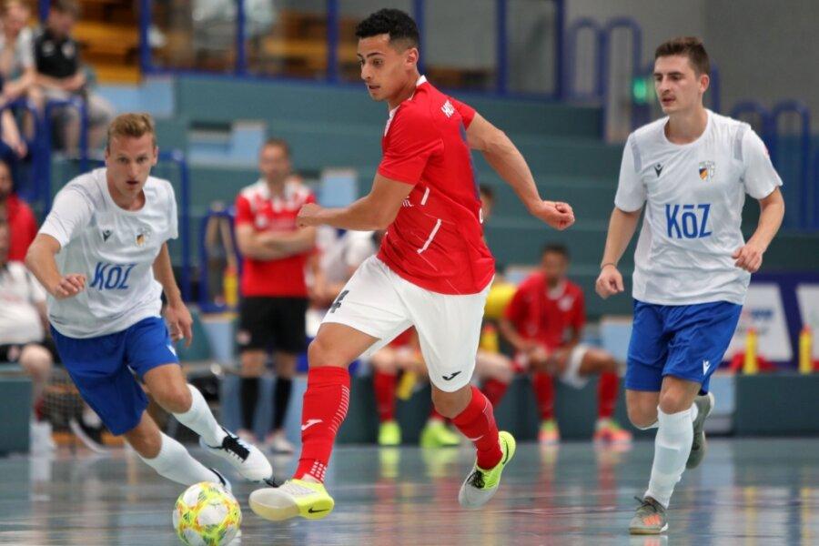 Hot 05 Futsal fertigt Carl Zeiss Jena ab