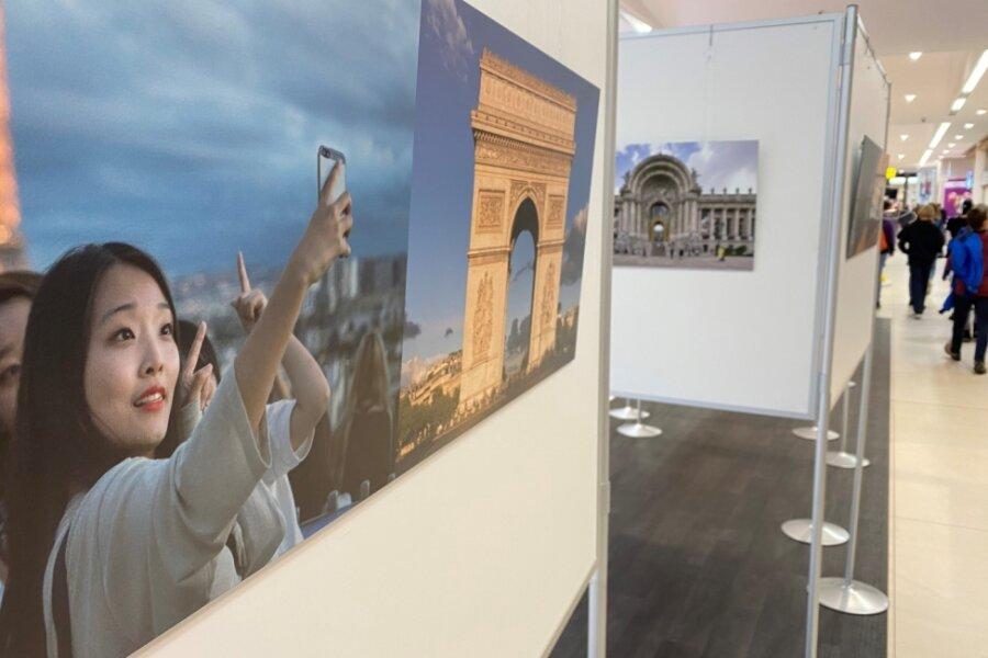 Ausstellung will Lust auf Frankreichs Kulturerbe machen