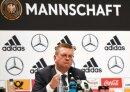Reinhard Grindel hofft auf Wiedergutmachung der DFB-Elf