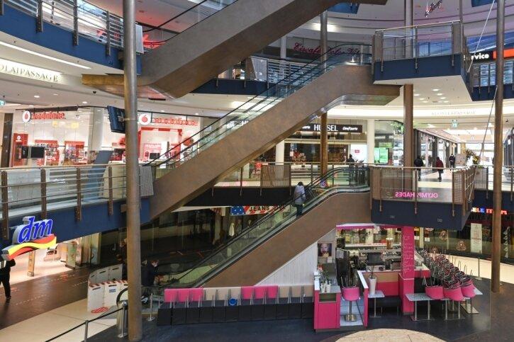 Öffnungen im Einzelhandel - so läuft der erste Tag in Chemnitz