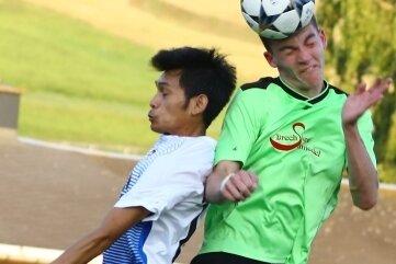 Als torhungrig erwiesen sich die erzgebirgischen Fußballer am Wochenende. Allein in der Partie Neudorf gegen Olbernhau fielen beim 4:4 acht Treffer.
