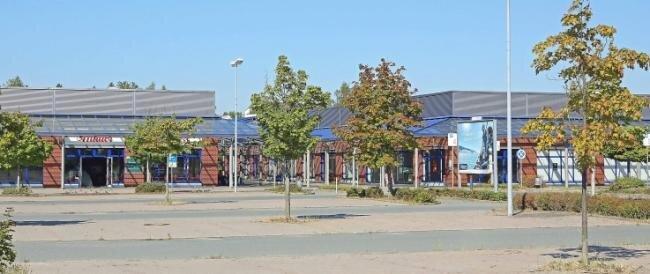 Das Crimmitschau-Center.