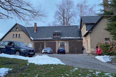 Der Anbau am Bauhofgebäude soll abgerissen und durch einen Neubau ersetzt werden.