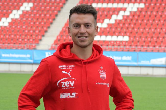 Patrick Göbel kehrt zum FSV Zwickau zurück.