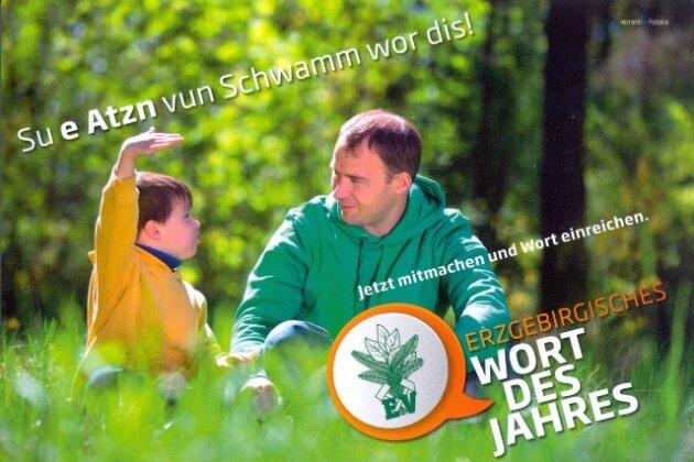 Rückblick: Mundart im Erzgebirge