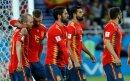 Spanien schied 2014 nach den Gruppenspielen aus
