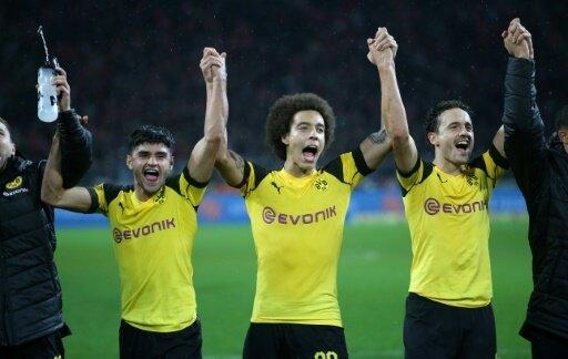 Dortmunder zeigten wieder ihre mentale Stärke