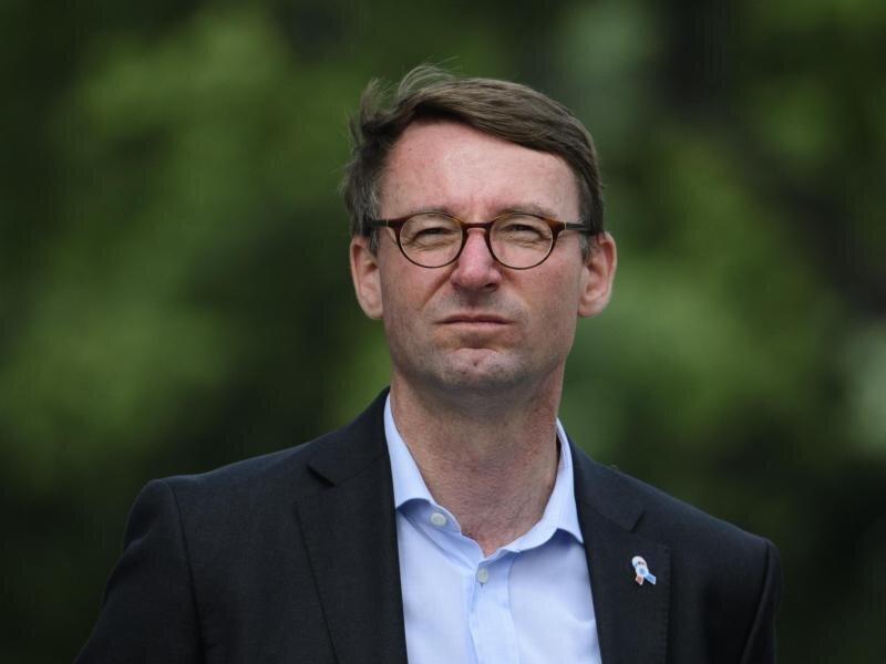 Sachsens Innenminister Roland Wöller (CDU).