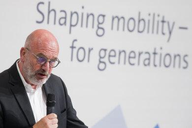 Bernd Osterloh, Vorsitzender des Konzernbetriebsrates von Volkswagen.