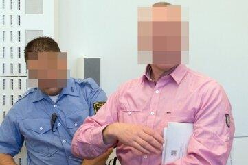 Wegen Mordes verurteilt: Detlev G. (rechts).