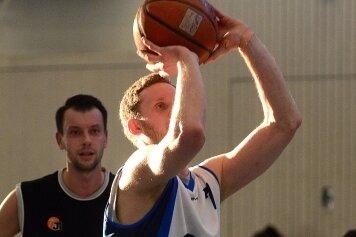 Organisator Tobias Georgi spielte früher für die HSG Mittweida in der Ober- und Landesliga.