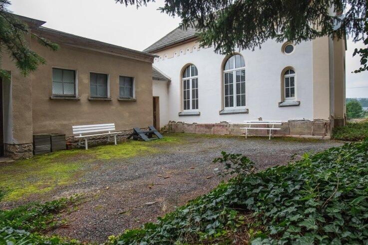 Für die Sanierung der Aufbahrungshalle auf dem Altstadt-Friedhof hat die Kirchgemeinde eine Finanzhilfe bei der Stadt beantragt.