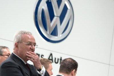 Konzernchef Martin Winterkorn.