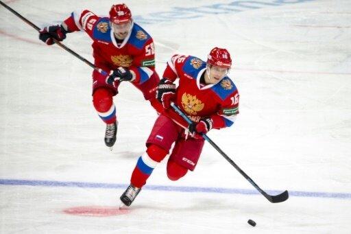 Russland gewinnt den Deutschland Cup