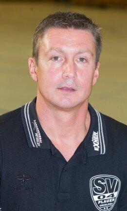 Trainer Petr Hazl muss zum Drittliga-Auftakt vermutlich auf vier Leistungsträger verzichten.