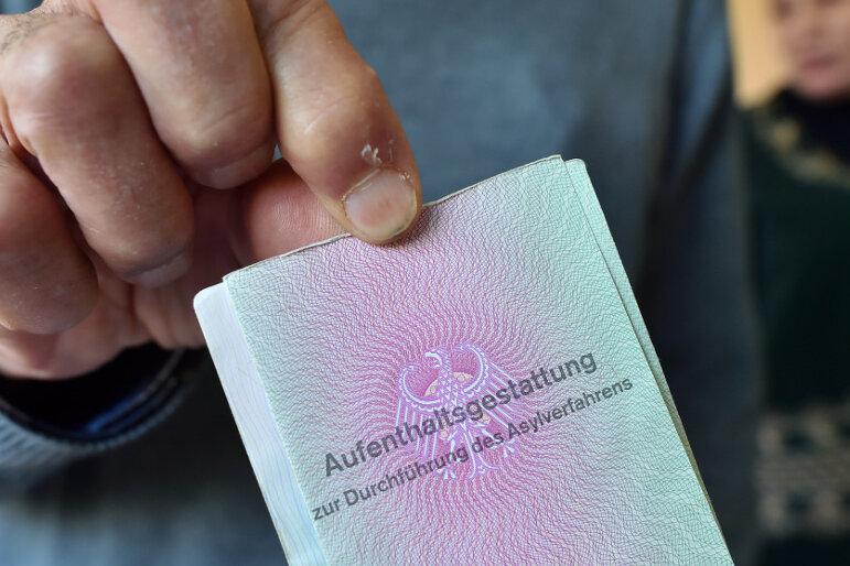 Fast 700 Asylbewerber in Mittelsachsen ausreisepflichtig