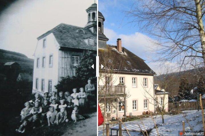 Hennersdorfer Schule: Ein Haus voller Geschichten