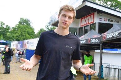 Lukas Fiedler stand im nordrhein-westfälischen Bielstein am Wochenende mit leeren Händen da. Er verpasste unglücklich die Qualifikation für die drei Wertungsläufe.