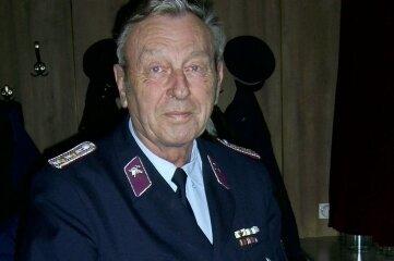 Seit 1954 engagierte sich Leopold Hoppe in der Feuerwehr. Kurz vor seinem 88. Geburtstag verstarb der Neuhausener Ortschronist.