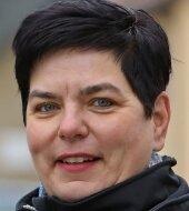 Annett Richter - Ortsvorsteherinvon Heinrichsort undVereins-Schriftführerin