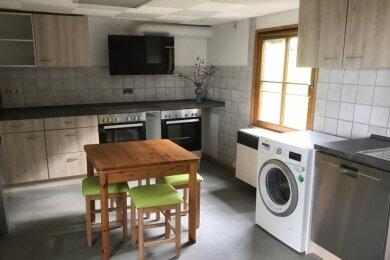 Die modernisierte Küche der Nassauer Sporthütten.