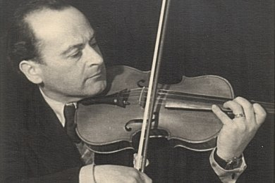 Der Chemnitzer Jude und Auschwitz-Überlebende Max Brudner im Jahr 1949.