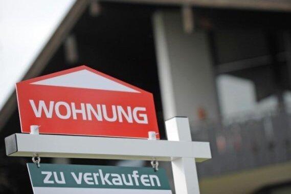 Preise für Eigenheime in Sachsen deutlich gestiegen