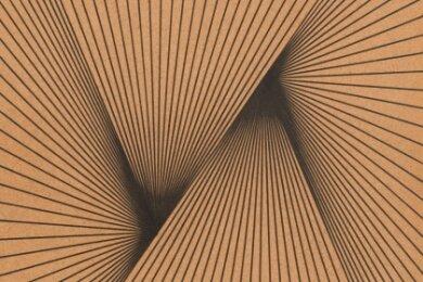 Karl-Heinz Adler - 1989 schuf Karl-Heinz Adler diese Seriellen Lineaturen (Tafel 1).