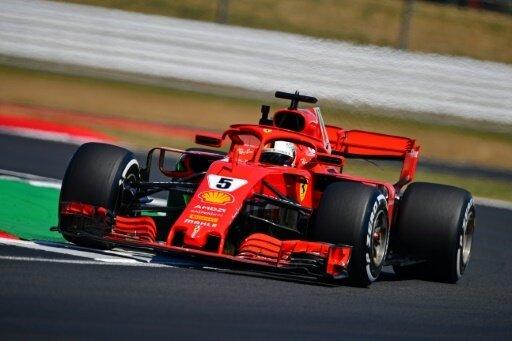 Abschlusstraining: Vettel ist körperlich nicht fit