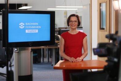 Franziska Wöllner ist Chefredakteurin bei Sachsen-Fernsehen in Chemnitz.