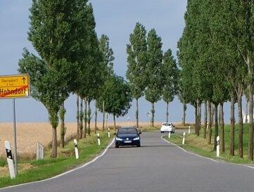 Die Verbindung zwischen Gersdorf und Hohndorf wird ab Donnerstag in Hohndorf gekappt.