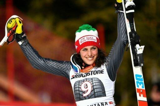 Brignone gewinnt den Super-G in Bad Kleinkirchheim