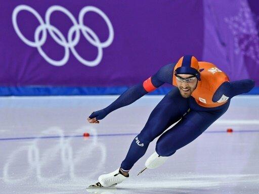 Kjeld Nuis gewinnt Gold über die 1500 m