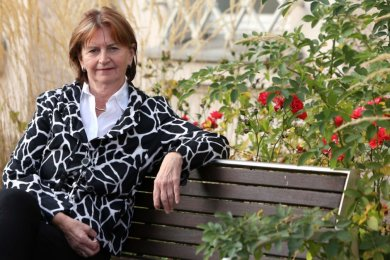 Geht mit 68 Jahren in den Ruhestand: Schwarzenbergs Oberbürgermeisterin Heidrun Hiemer.