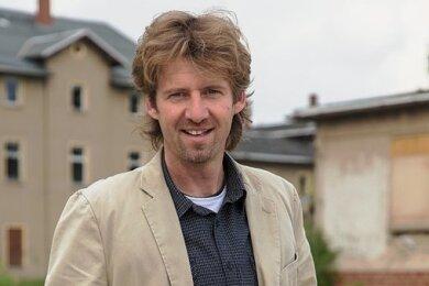Thomas Weikert - Bürgermeister von Lugau